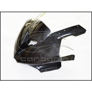 CARENA PISTA COMPLETA CARBONIO (inclusi 12 ganci rapidi) BMW S1000RR - 2010-2014 - Scarico OEM