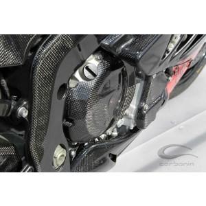 PROTEZIONE CARTER FRIZIONE CARBONIO BMW S1000RR (fissaggio silicone)