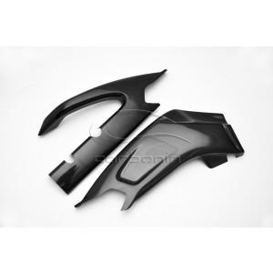 Protezioni Forcellone CARBONIO SUZUKI GSXR600-750 - 2011-2012-2013