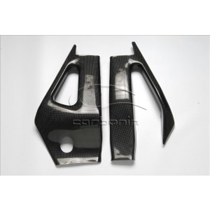 Protezioni Forcellone CARBONIO YAMAHA YZF R1 - 2007-2008
