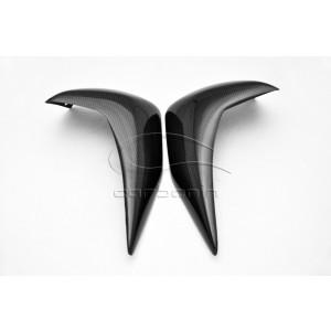 Fianchetti Radiatore CARBONIO KAWASAKI Z750R - 2011-2012