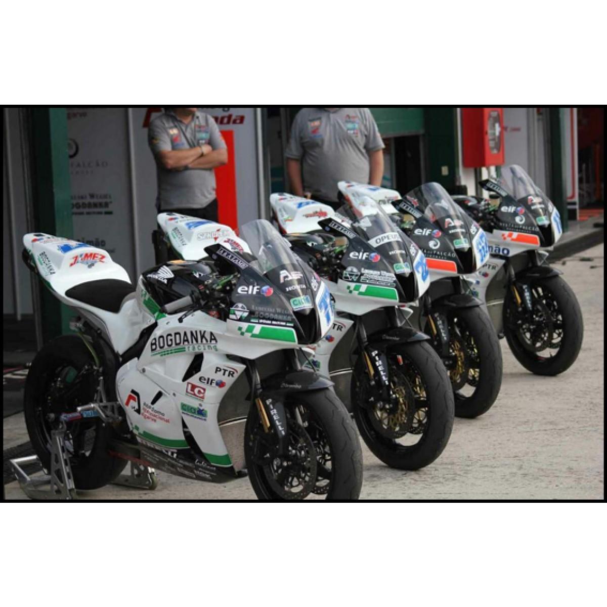 Complete Fairing Carbon Race Honda Cbr600rr 2007 2008 Carbonin