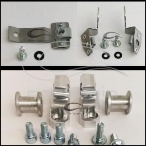 KIT FAIRING SUPPORT 7 pieces - Aluminium HONDA CBR1000RR-R - 2020-2021