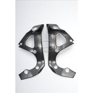 Frame Protections CARBON FIBER SUZUKI GSXR600-750 - 2006-2007