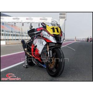 COMPLETE RACE FAIRING SBK CARBON FIBER (included 12 Dzus) KAWASAKI ZX10R - 2011-2015