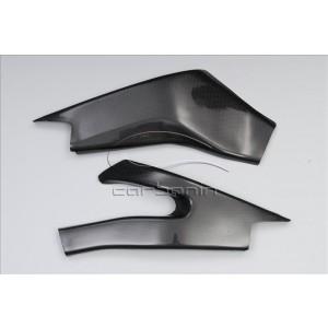 Swingarm Protections CARBON FIBER YAMAHA YZF R6 - 2008-2009-2010-2011-2012