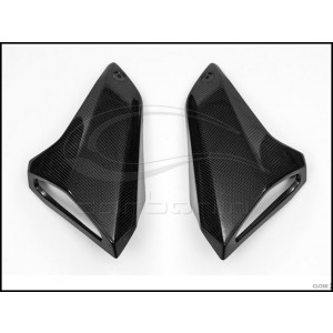Front Air Scoop CARBON YAMAHA MT09 - 2014-2015