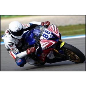 COMPLETE RACE FAIRING CARBON FIBER YAMAHA YZF R6 - 2008-2009-2010-2011-2012