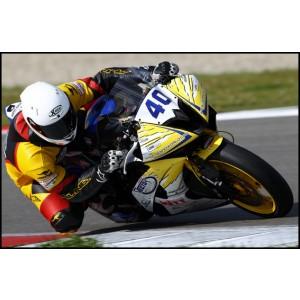 COMPLETE RACE FAIRING CARBON FIBER SUPERSPORT YAMAHA YZF R6 - 2008-2009-2010-2011-2012